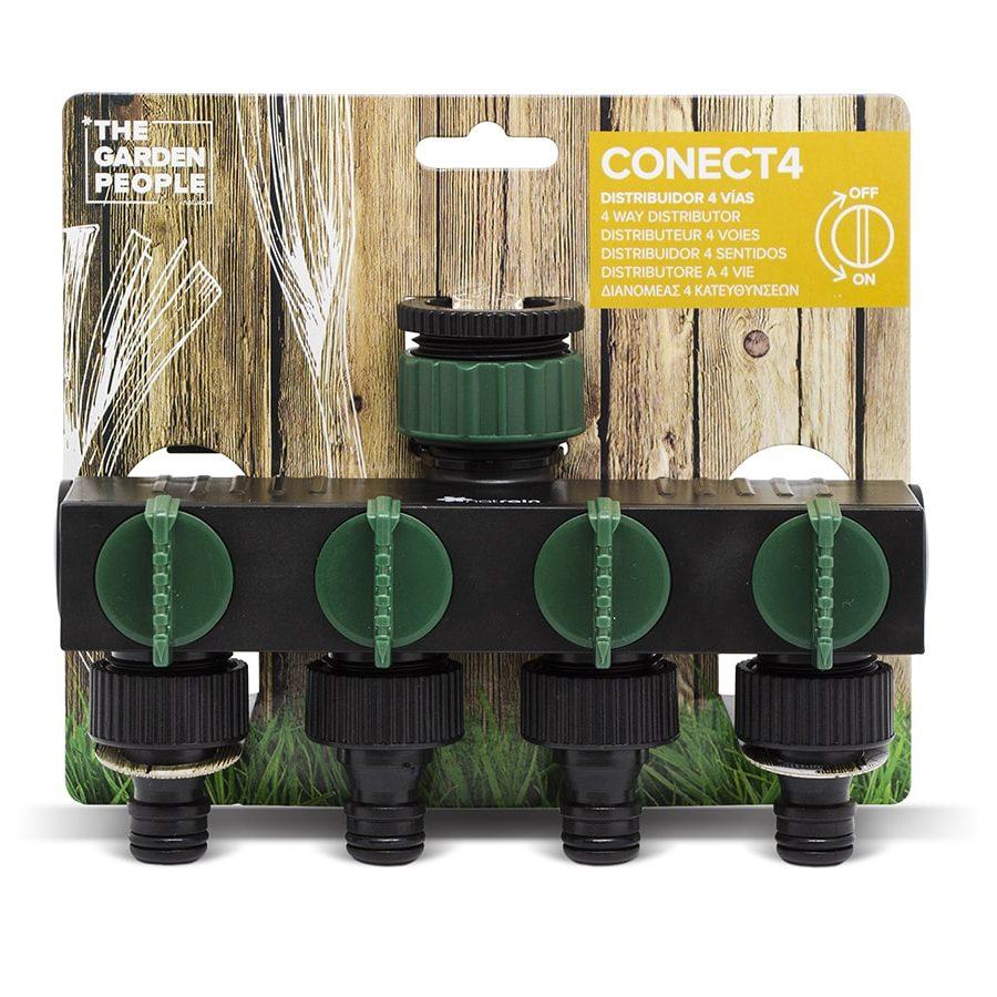 conector 4 vias