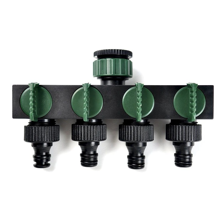 Distribuidor de agua 4 vías – Conect4