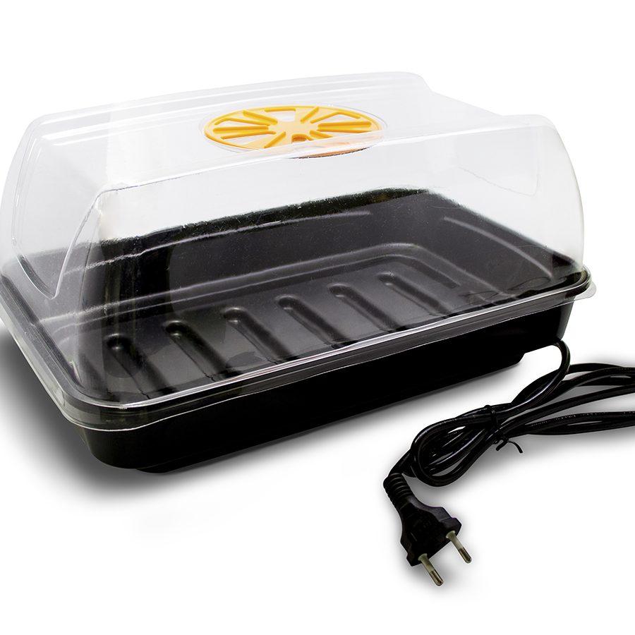 Mini invernadero calefactado – XS Hot Greenhouse