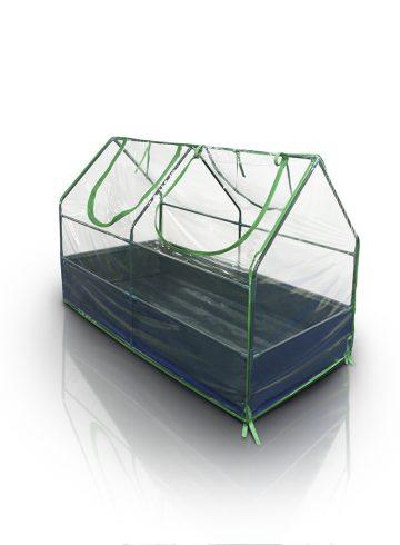 Cama invernadero de PVC 130x65x85cm – Growbed light