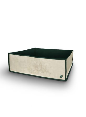 Cama de cultivo de yute 75x75x25 cm – J BED