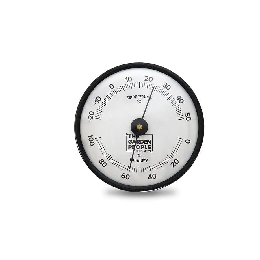 Termómetro e higrómetro – Kelvin