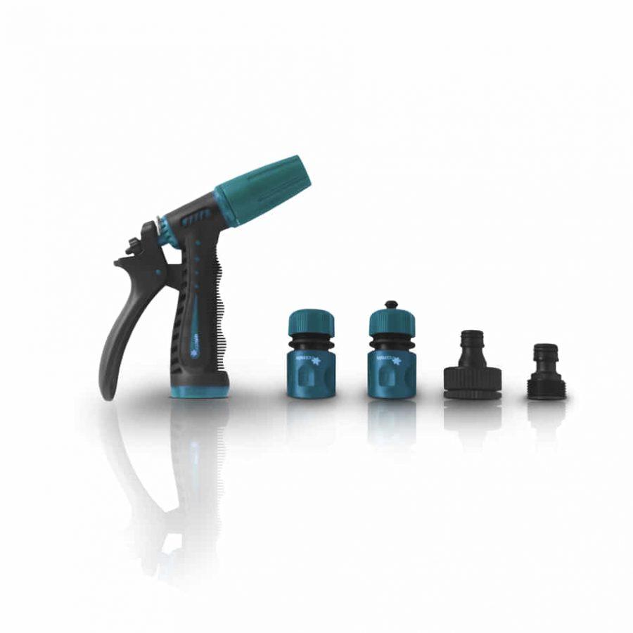 Set de pistola y conectores
